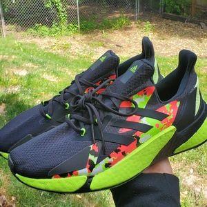 New men's Adidas X 9,000 L 4